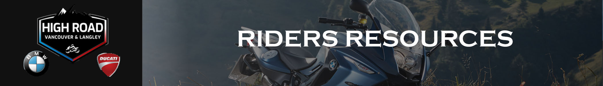 riders resources