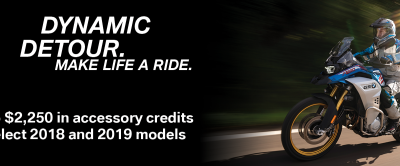 Bmw Programs Oct 2019